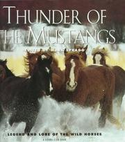 Cover of: Thunder of the Mustangs