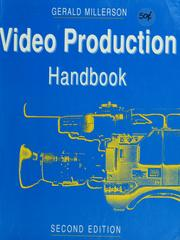 Cover of: Video production handbook | Gerald Millerson