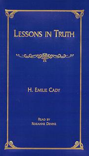 Cover of: Lessons in truth