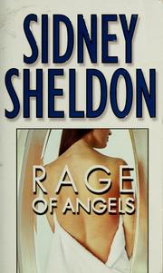 Cover of: Rage of angels | Sidney Sheldon
