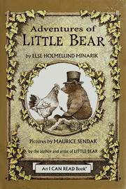Cover of: Adventures of Little Bear | Else Holmelund Minarik