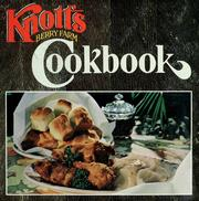 Cover of: Knott's Berry Farm cookbook by Florine Sikking
