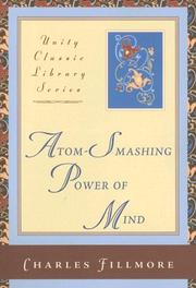Cover of: Atom-Smashing Power of Mind