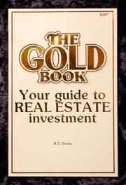 The gold book by R. T. Douse
