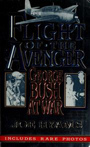 Cover of: Flight of the avenger | Joe Hyams
