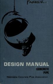 american concrete pipe association design manual