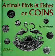Cover of: Animals, birds & fishes on coins | GuМ€nter SchoМ€n