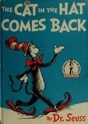 Cover of: The Cat in the Hat Comes Back