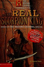 Cover of: The real scorpion king | Cameron Banks