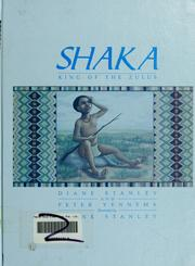 Cover of: Shaka | Diane Stanley