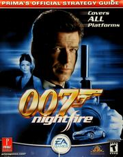 Cover of: 007 nightfire | Keith M. Kolmos