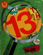 Cover of: The 13th clue | Ann Jonas