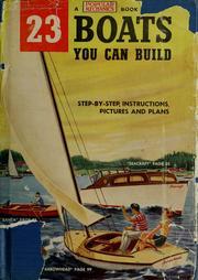 popular mechanics plans boat