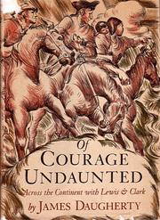 Of Courage Undaunted by James Daugherty