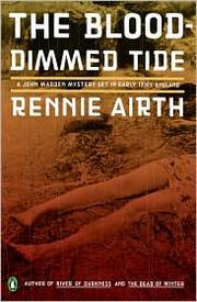 Cover of: The Blood-Dimmed Tide (Penguin Mysteries) | Rennie Airth