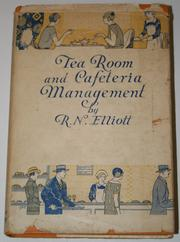 Cover of: Tea room and cafeteria management