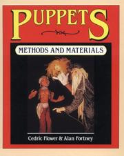 Cover of: Puppets, methods and materials | Cedric Flower