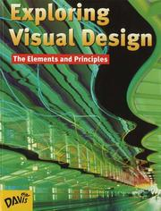 Cover of: Exploring Visual Design | Joseph A. Gatto