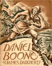 Cover of: Daniel Boone | James Daugherty