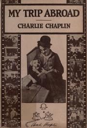 Cover of: My trip abroad | Charlie Chaplin