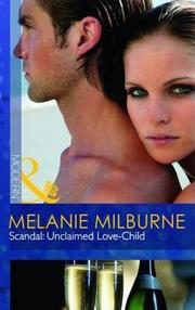 Cover of: Scandal: Unclaimed Love Child