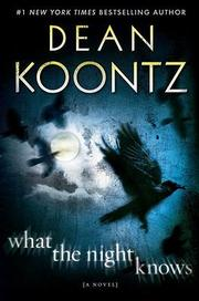 Cover of: What the night knows |