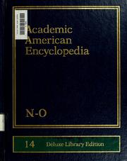 Cover of: Academic American encyclopedia. |