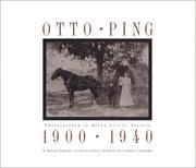 Cover of: Otto Ping | Hartley, W. Douglas.