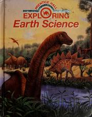Cover of: Prentice Hall exploring earth science | Anthea Maton