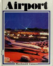 Cover of: Airport | Arthur Reed