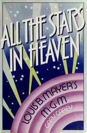 All the stars in heaven by Gary Carey