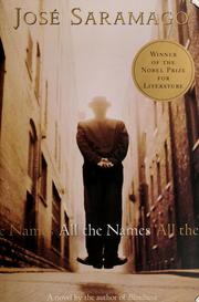 Cover of: All the names