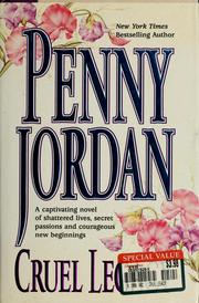 Cover of: Cruel legacy by Penny Jordan