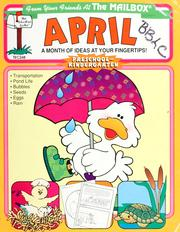 Cover of: April by Barbara Backer