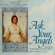 Cover of: Ask your angels | Alma Daniel