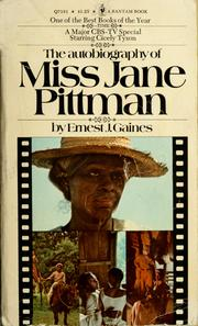 essay questions for the autobiography of miss jane pittman