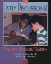 Cover of: Lively discussions! |