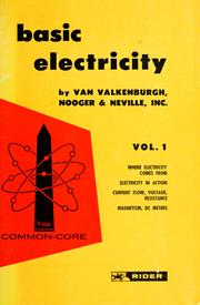Basic electricity | Open Library