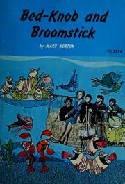 Cover of: Bed-Knob and Broomstick