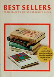 Cover of: Best sellers from Reader's digest condensed books | Helen Hoover