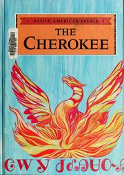 Cover of: The  Cherokee | Barbara A. McCall