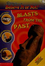 Cover of: Blasts from the past | Mary Packard
