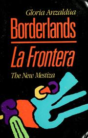Cover of: Borderlands | Anzaldua