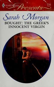Bought: the Greek's innocent virgin