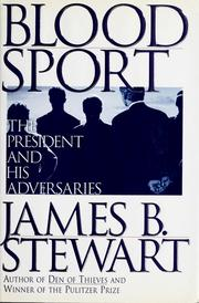 Cover of: Blood sport | James B. Stewart