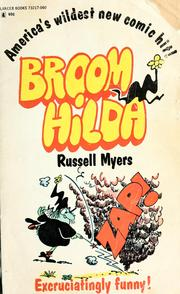 Cover of: Broom Hilda | Russell Myers