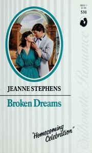 Cover of: Broken Dreams by Jeanne Stephens