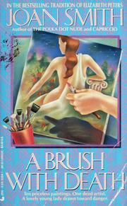 Cover of: Brush With Death | Joan Smith