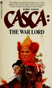 Cover of: Casca the Warlord by Barry Sadler