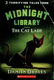 Cover of: Cat Lady (Midnight Library) | Damien Graves